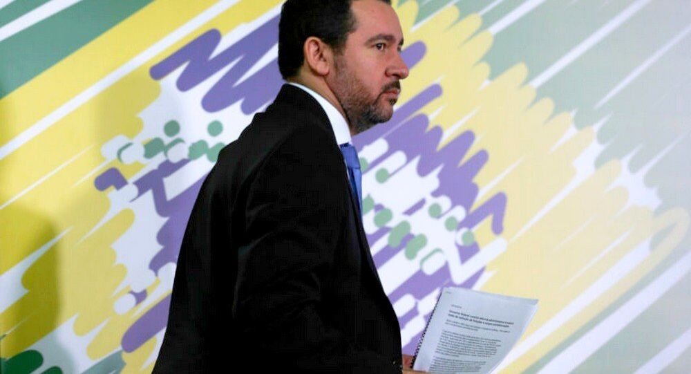 Ministro do Planejamento, Dyogo Oliveira diz que o pior da crise econômica já passou