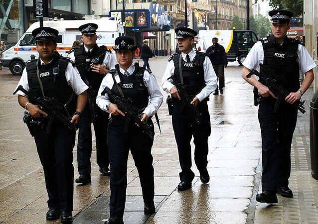 Polícia do Reino Unido