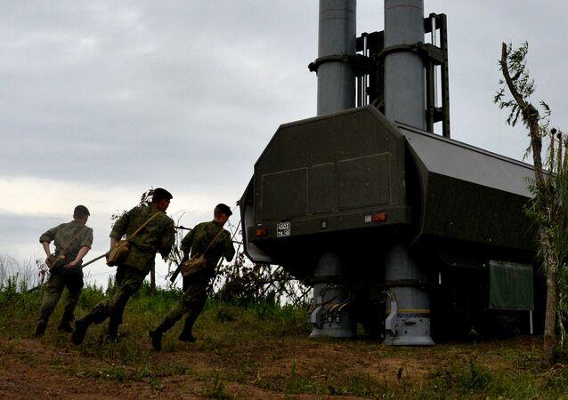 Sistema de mísseis Bastion