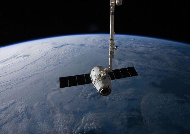 Espaçonave de carga SpaceX Dragon