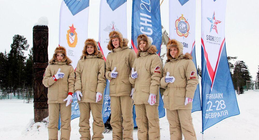 Jogos Militares Mundiais de Inverno 2017