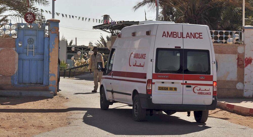 Vítimas chegaram a ser levadas para hospital da região, mas acabaram não resistindo