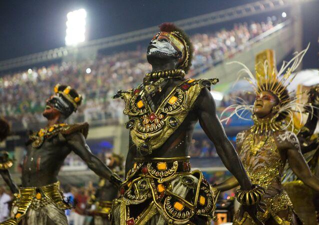Carnaval no Brasil 2017