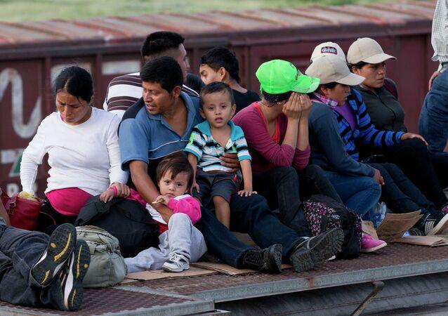 Imigrantes mexicanos nos EUA