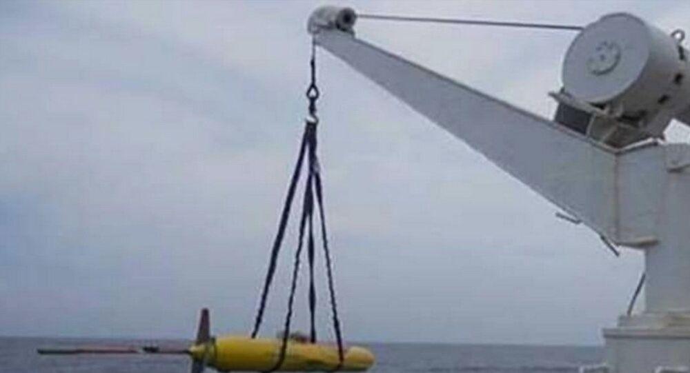 Cientistas chineses testaram com sucesso o veículo submarino não tripulado Haiyi-7000, que atingiu uma profundidade de 5751 m e está prestes a bater o recorde dos Estados Unidos
