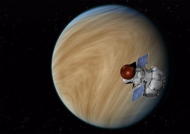 Vénus-D pode se tornar projeto conjunto da NASA e Instituto de Pesquisas Espaciais russo