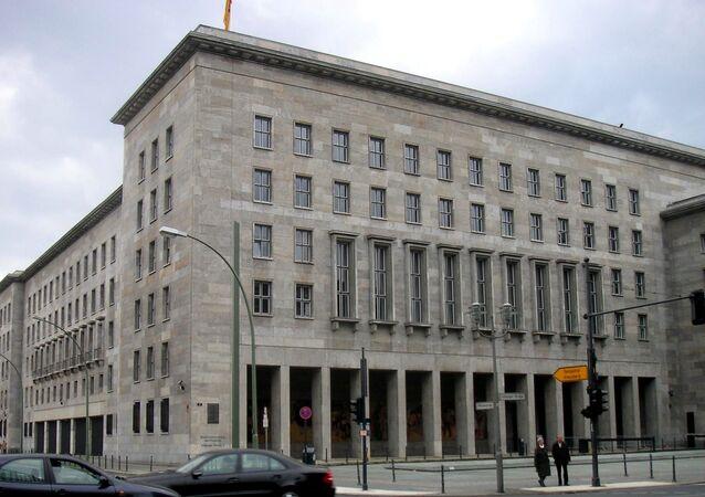 Ministério das Finanças da Alemanha (Arquivo)