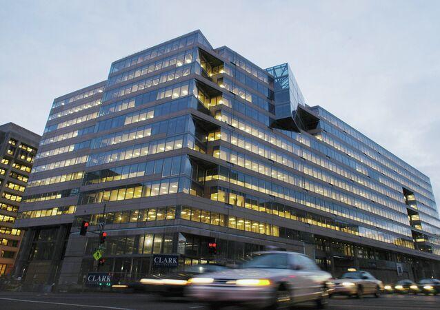 Sede do Fundo Monetário Internacional (FMI)