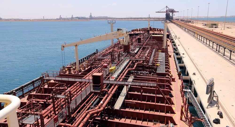 Porto de Misrata, na região de Tripolitânia, na Líbia (arquivo)
