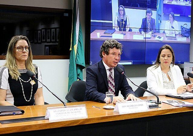Audiência Pública e Reunião Ordinária da Comissão Externa da Cãmara sobre os brasileiros desaparecidos nas Bahamas