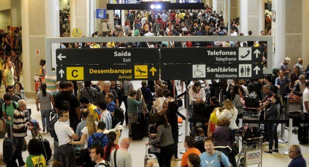 Três consórcios europeus participaram da disputa dos 4 aeroportos. Nenhum grupo brasileiro apresentou proposta