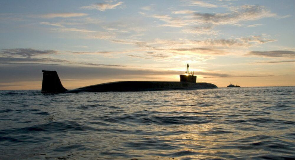 Submarino estratégico da classe Borei, Yuri Dolgoruky