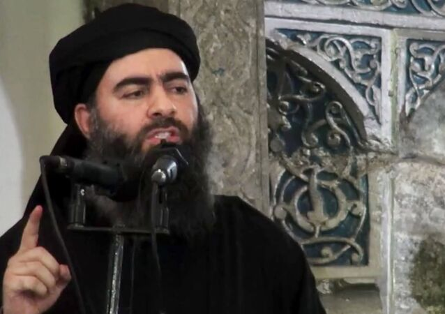 Abu Bakr al-Baghdadi, líder do Daesh