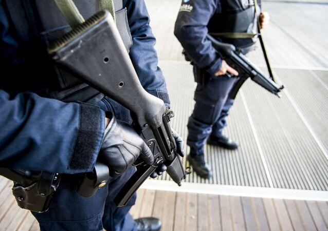 Polícia de Antuérpia