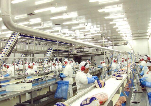 Segundo o governo brasileiro, o país está com US$ 70 mil de carnes prontas para exportação aguardando a regulaização do mercado