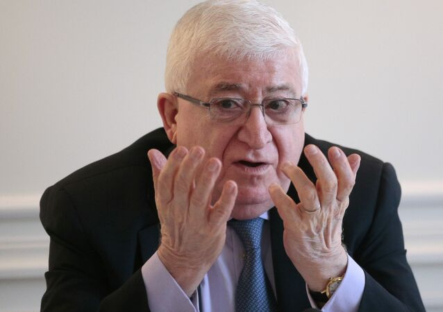 Presidente do Iraque Fuad Masum