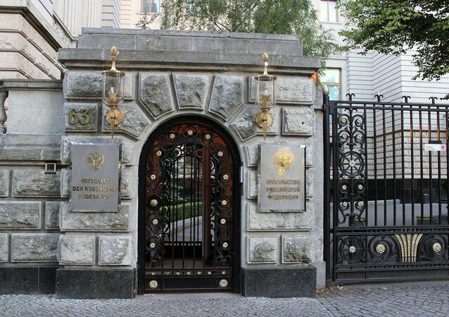 Embaixada da Rússia em Berlim