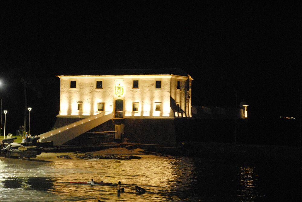 Forte de Santa Maria, bairro da Barra, Salvador