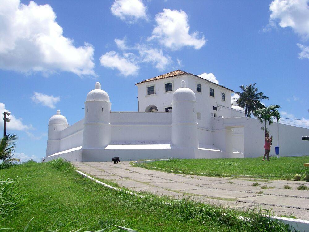 Forte de Nossa Senhora de Monte Serrat, Salvador, Bahia