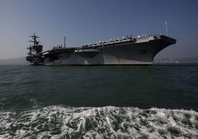USS Carl Vinson, foto de arquivo