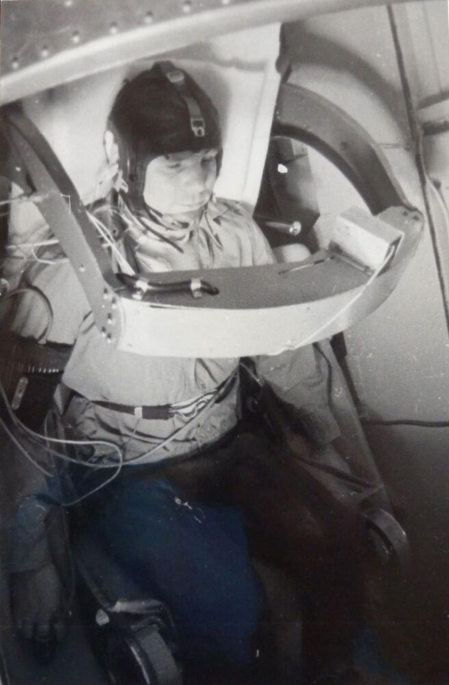 Preparativos de Yuri Gagarin para o voo histórico