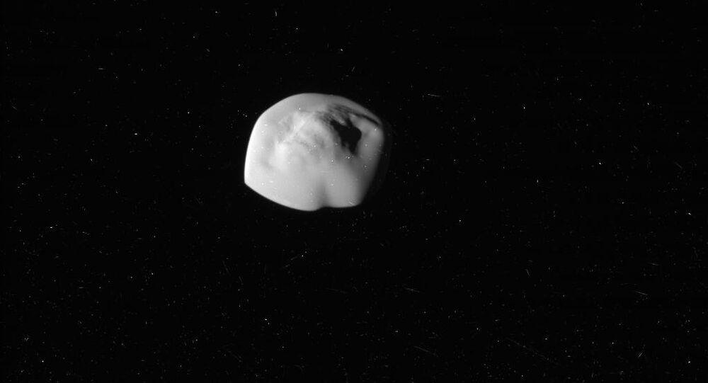 Atlas, satélite de Saturno