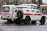 Veículos da Guarda Nacional da Rússia