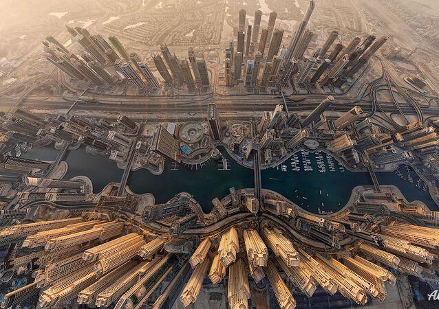 Centro de Dubai, Emirados Árabes Unidos