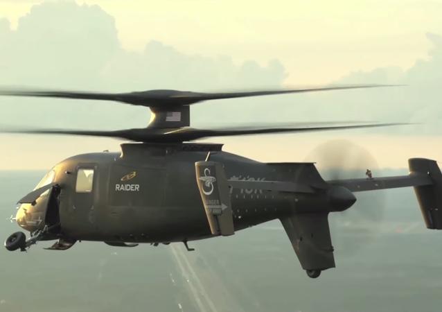 Helicóptero norte-americano S-97 Raider