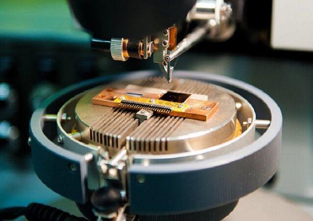 Equipamento do Laboratório de Metais Supercondutores da Universidade Nacional de Ciência e Tecnologias de Moscou (MISiS)