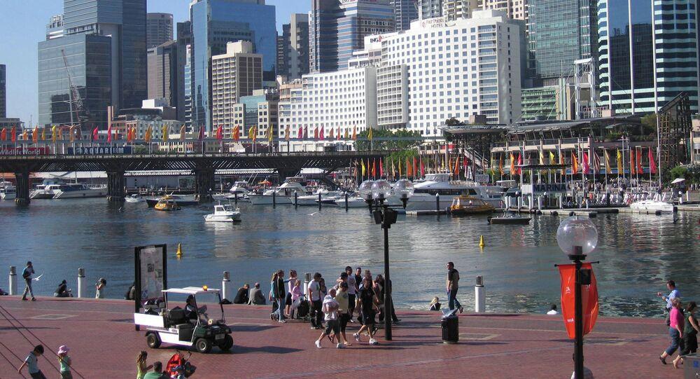 Sidney, Austrália (imagem de arquivo)