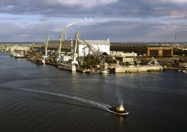 Sevmash, empresa de construção naval, Severodvinsk
