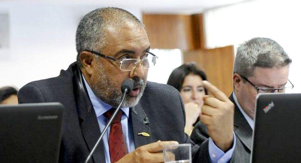 O Senador Paulo Paim pediu  audiência na CDH para tratar da chacina de trabalhadores rurais no Mato Grosso