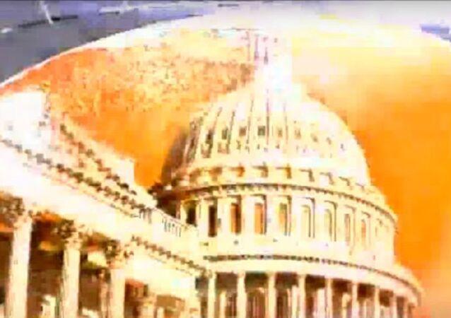 Simulação de ataque da Coreia do Norte contra a Casa Branca