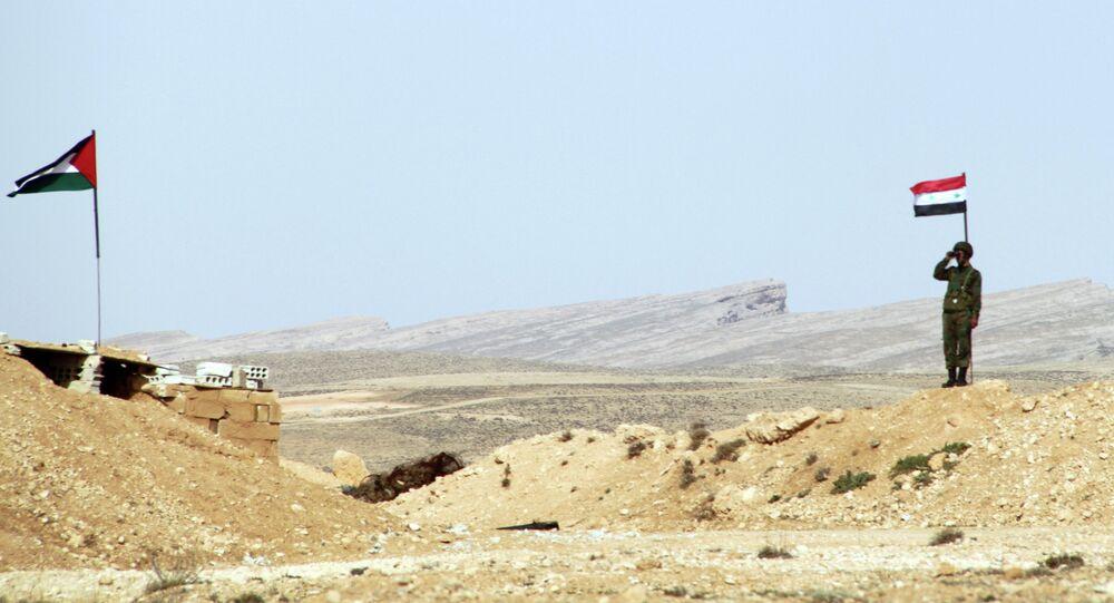 Fronteira sírio-libanesa