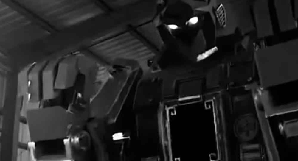 Robô de combate Monkey King