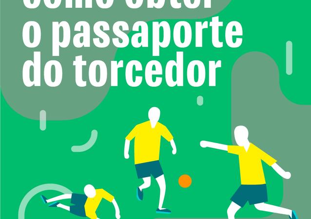Passaprte do torcedor