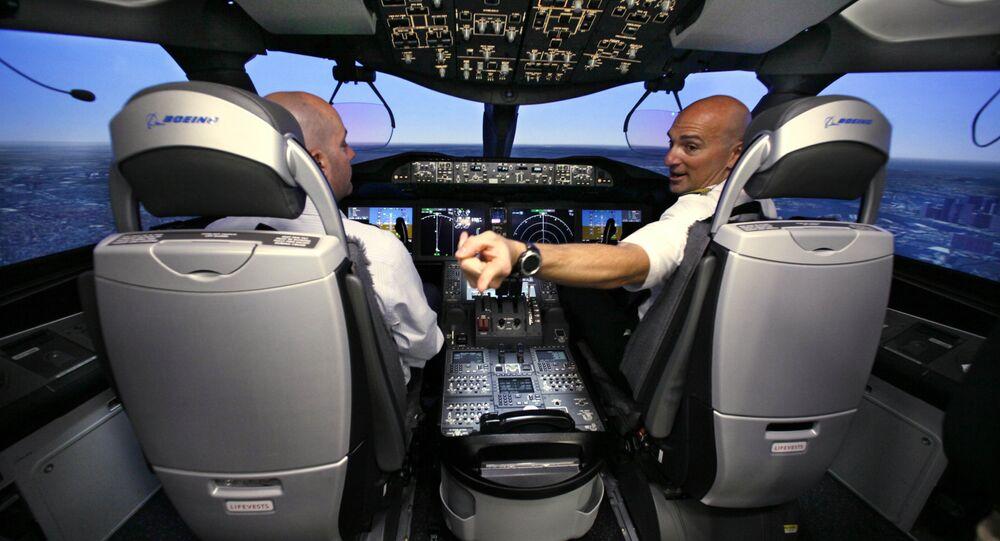 Câmera vai controlar em tempo real trabalho dos pilotos