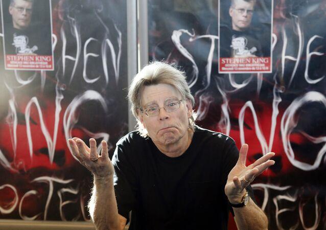 Stephen King, escritor norte-americano