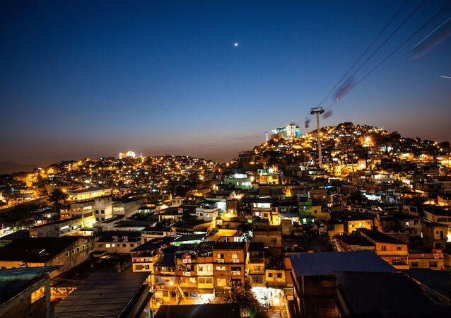 Complexo do Alemão, Rio de Janeiro