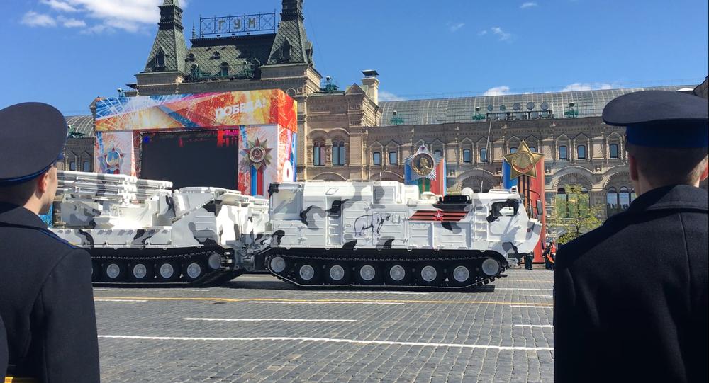 Sistemas de mísseis russos desenvolvidos especialmente para o Ártico