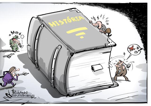 Falsificadores não abalam história mundial
