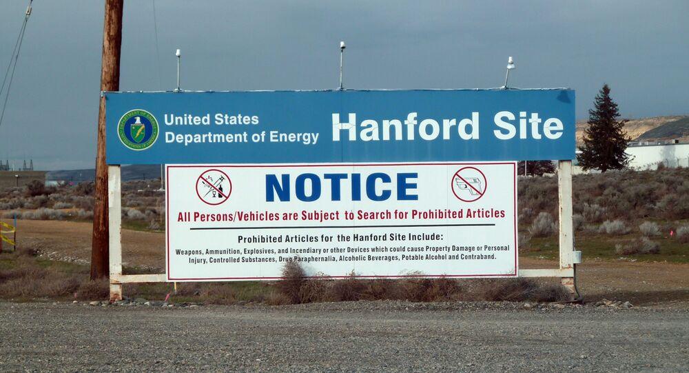 O reservatório de resíduos nucleares de Hanford, em Washington, nos EUA, o local mais contaminado por resíduos nucleares do Hemisfério Ocidental.
