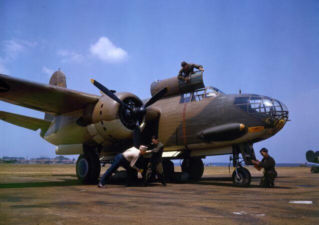 Avião Douglas A-20 Havoc