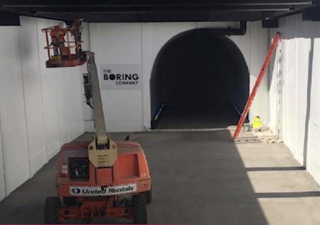 Túnel do futuro