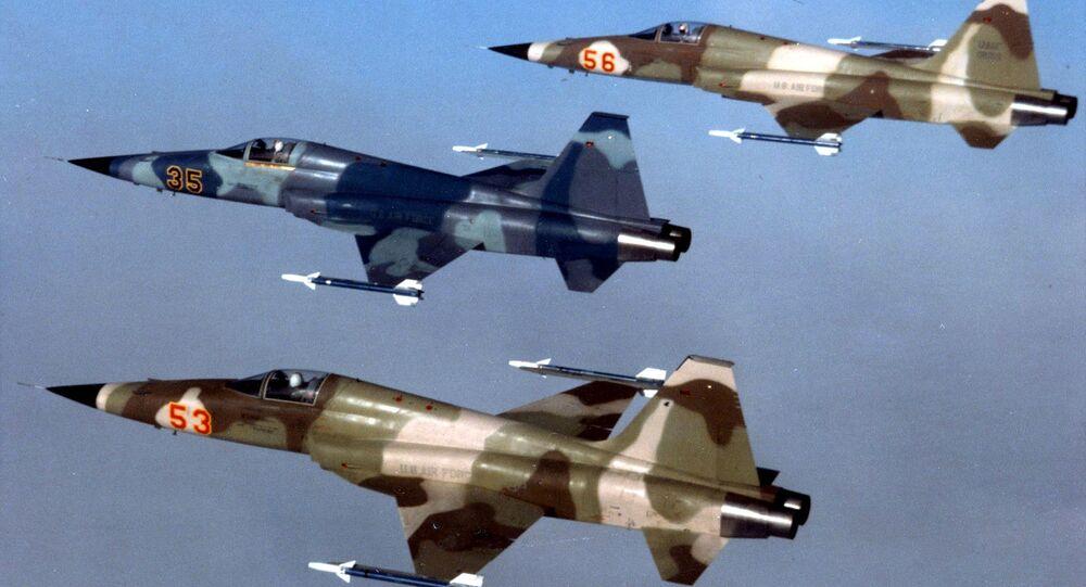 Caça F-5E