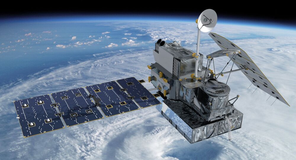 O Pentágono pode em breve ser proibido de usar satélites de clima russos e chineses