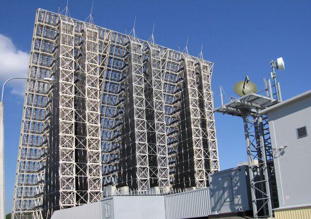 VHF radar Voronezh