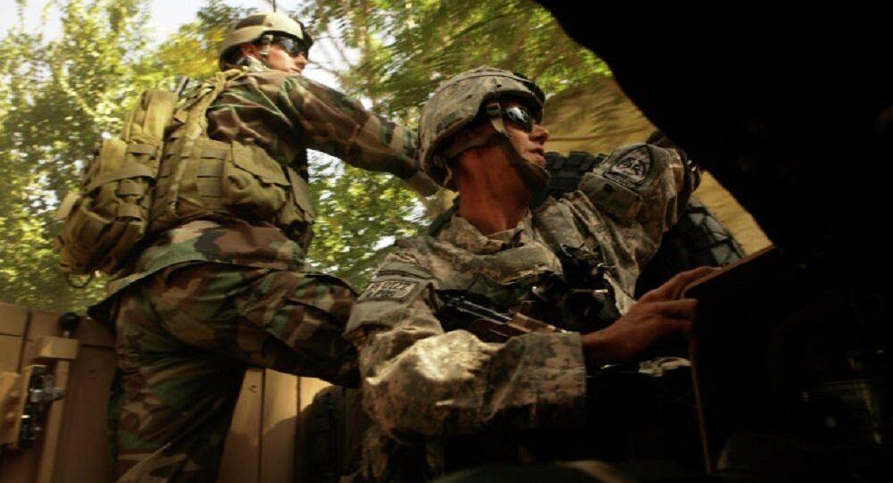 Forças Especiais do Exército dos Estados Unidos (foto de arquivo)