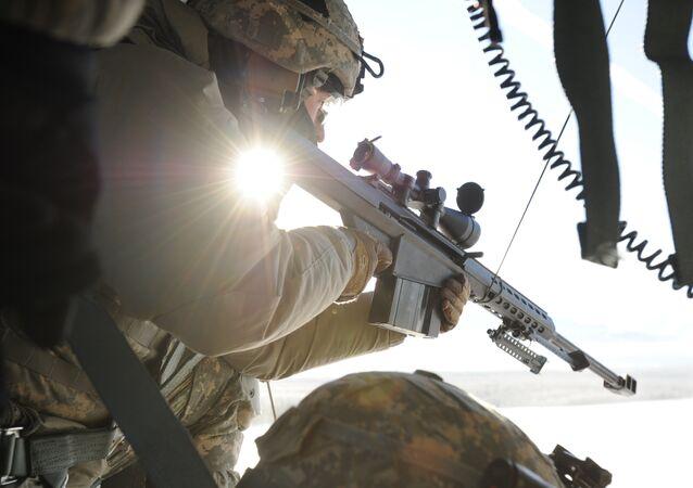 Soldado norte-americano